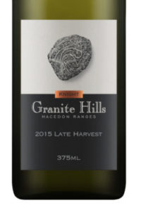 Granite Hills Late Harvest